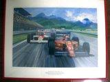 ポスター 1989 F1 Rio
