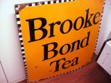 看板 BROOKE BOND TEA