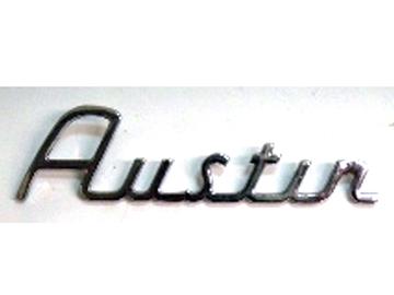 バッジ (リア) Austin 社外 新品 英国車・MINIのレアパーツ エンブレム類(Emblem)