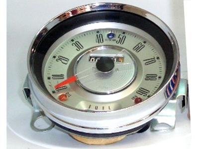 スピードメーター 90マイル MK-1 純正 Smith スミス製 未使用 英国車・MINIのレアパーツ 計器類