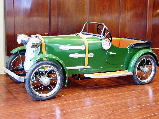 ペダルカー Bentley 4 1/2 Litre ベントレー 4 1/2リットル オートモビリア その他 オモチャ