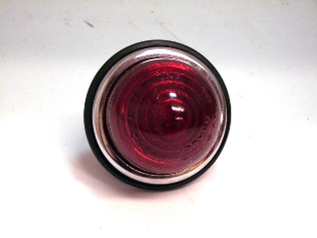 テールランプAssy レッド ガラス Lucas 純正 未使用 英国車・MINIのレアパーツ ライト類