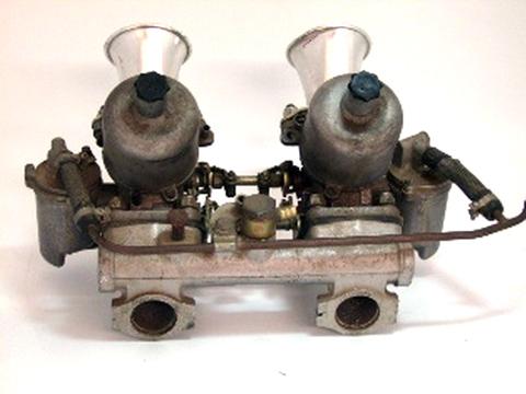 ツイン キャブレーター 英国車・MINIのレアパーツ フュエル&エキゾート(Fuel/Exhaust)