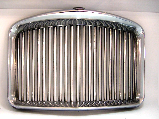 グリルAssyバッチ付 ADO16 Vanden Plas Princess(バンデンプラス プリンセス) 中古品 英国車・MINIのレアパーツ ボディ&エクステリア(Body/Exterior)