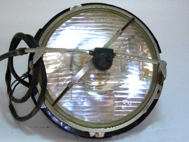 ヘッドランプAssy ワイパー付 未使用 英国車・MINIのレアパーツ ライト類