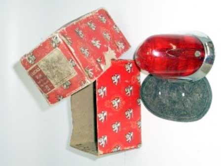 テールランプASSY 純正 オースチン・ヒーレー 新品 オリジナルパッケージ入り 英国車・MINIのレアパーツ ライト類