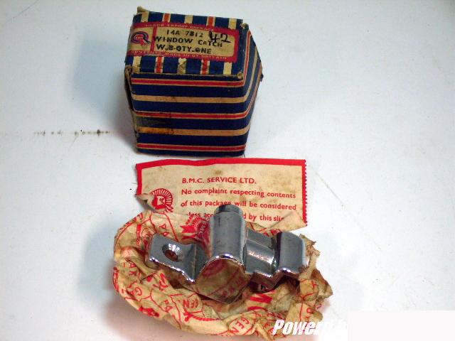 ウインドゥ キャッチ 鉄 英国車・MINIのレアパーツ ボディ&エクステリア(Body/Exterior)