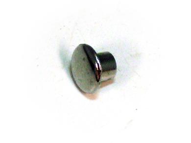 プラグ ウインドゥ キャッチ 鉄 ミニMK1&2 純正 未使用 英国車・MINIのレアパーツ ボディ&エクステリア(Body/Exterior)