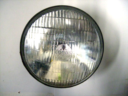 ヘッドライトAssy 純正 ミニMK1 オリジナル 1個 Lucas 純正 未使用 英国車・MINIのレアパーツ ライト類