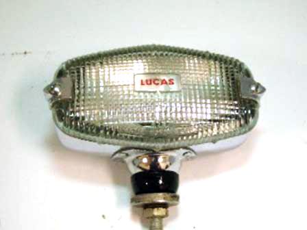 リバースランプAssy Lucas 純正 新品 英国車・MINIのレアパーツ ライト類