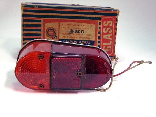 テールランプAssy 純正 MK1 BMC 未使用 英国車・MINIのレアパーツ ライト類