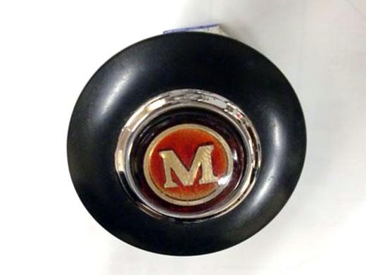 ステアリング モチーフ Morrisミニ MK1 中古品 英国車・MINIのレアパーツ ステアリング