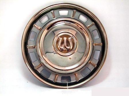 ホイールキャップ ウズレー/Woseley 純正 未使用 1台分(4枚セット) 英国車・MINIのレアパーツ ボディ&エクステリア(Body/Exterior)