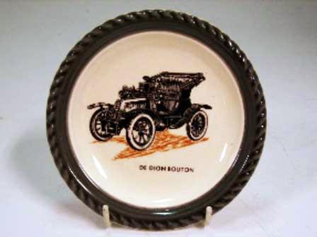 Wade社 Veteran Car シリーズ 絵皿 De Dion Bouton オートモビリア その他 絵皿・カップ・トロフィ