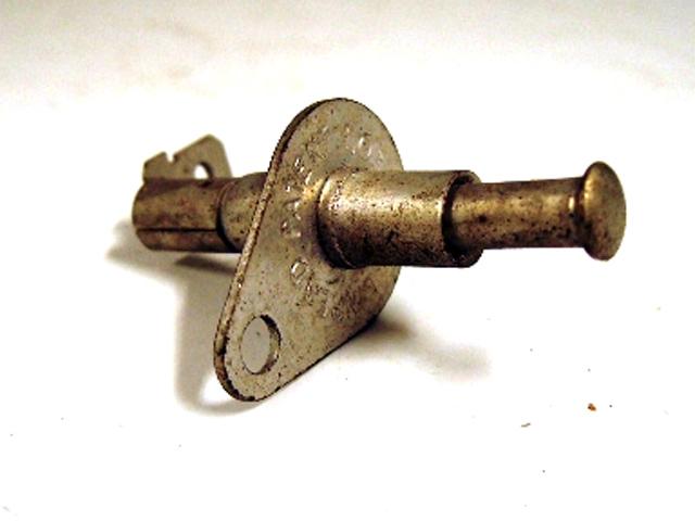 ドア スイッチ Mini Van用 未使用 英国車・MINIのレアパーツ 電装関係(ランプ類を除く)