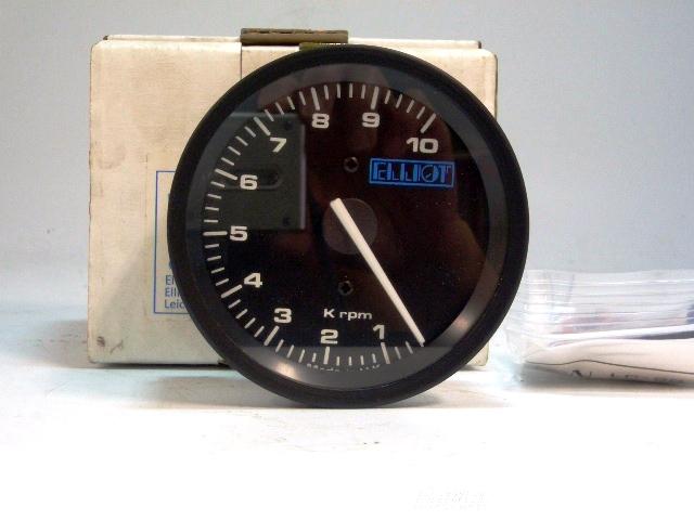 メーター レース用 Eriott 未使用 英国車・MINIのレアパーツ 計器類