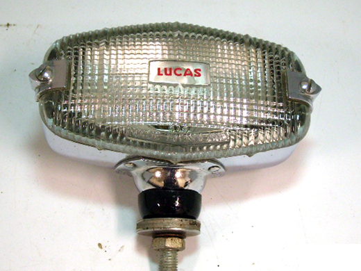 リバースランプAssy Lucas 純正 未使用 英国車・MINIのレアパーツ ライト類
