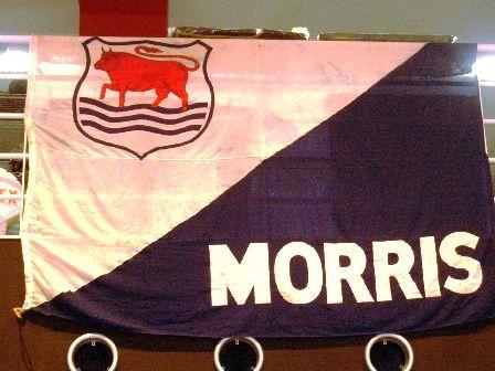 MORRIS モーリス 旗 オリジナル オートモビリア その他 その他