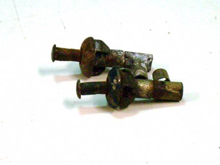 MINI MK-1 ドアスイッチ ペア 中古 英国車・MINIのレアパーツ 電装関係(ランプ類を除く)