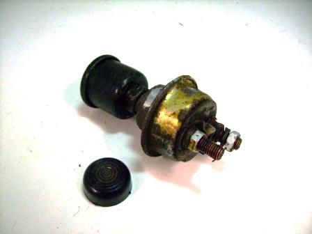 スターター フロアー スイッチ Assy MK1 中古 英国車・MINIのレアパーツ 電装関係(ランプ類を除く)