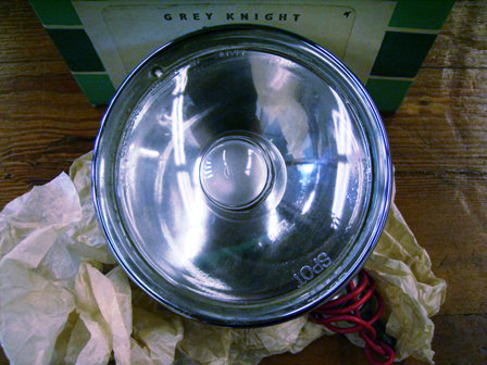 フォグランプ WIPAC 未使用 1個 英国車・MINIのレアパーツ ライト類