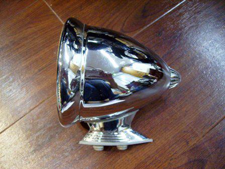 ミラー Styla ニッケル・クローム 英国車・MINIのレアパーツ ボディ&エクステリア(Body/Exterior)