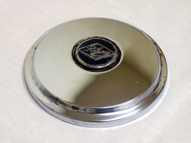 ホイール・キャップ Riley Kestral (ADO16)純正 中古 1台分(4枚セット) 英国車・MINIのレアパーツ ボディ&エクステリア(Body/Exterior)