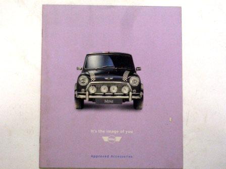 1996y' Rover Group オリジナル 当時物 オートモビリア 印刷物 カタログ