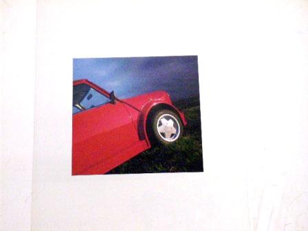ERA Turbo オリジナル 当時物 オートモビリア 印刷物 カタログ