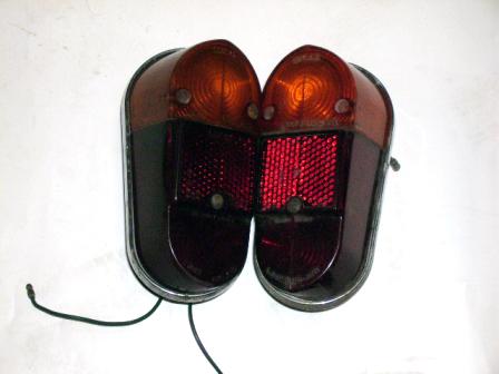 テール・ランプASSY ペア MK1 純正 中古 英国車・MINIのレアパーツ ライト類