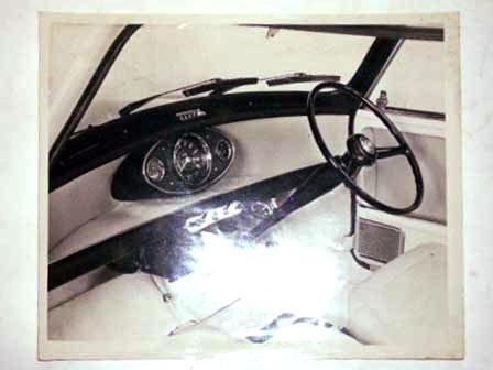 フォト 1961y' Wolseley Hornet プレス用 オリジナル 当時物 オートモビリア 印刷物 ポスター