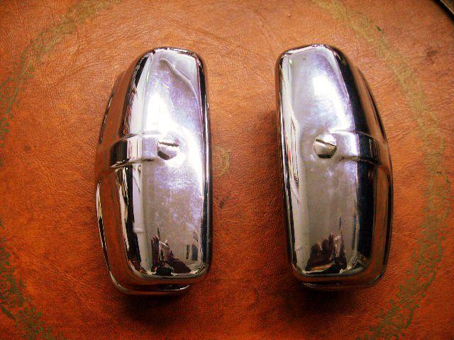 ライセンスランプ ルーカス 純正 1個 未使用 英国車・MINIのレアパーツ ライト類