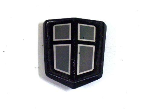 バッジ (フロント) MINI 1000 純正 中古 英国車・MINIのレアパーツ エンブレム類(Emblem)