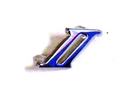 バッジ MINI MK-2(ライレー&ウズレー用) 社外 新品 英国車・MINIのレアパーツ エンブレム類(Emblem)