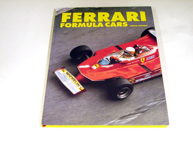 FERRARI FORMULA CARS オートモビリア 印刷物 書籍