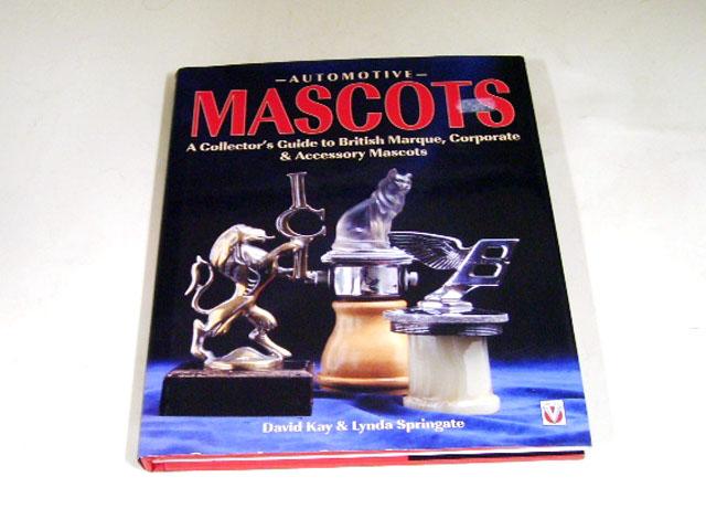 AUTOMOTIVE MASCOTS オートモビリア 印刷物 書籍