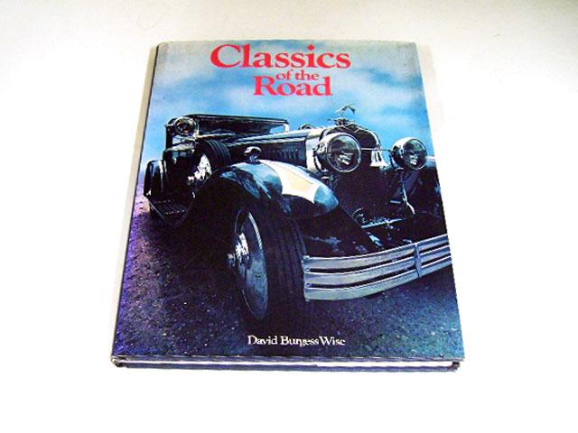 CLASSICS OF THE ROAD オートモビリア 印刷物 書籍