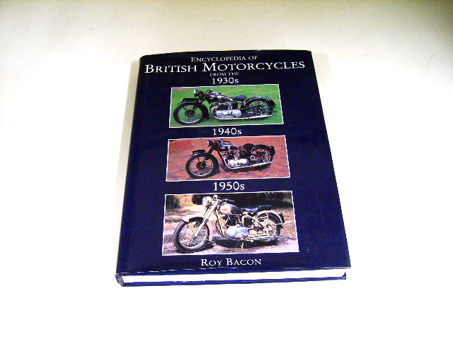 BRITISH MOTORCYCLES 1930s オートモビリア 印刷物 書籍