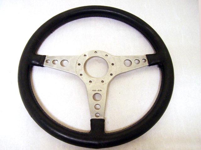 ステアリング モトリタ フラット 英国車・MINIのレアパーツ ステアリング