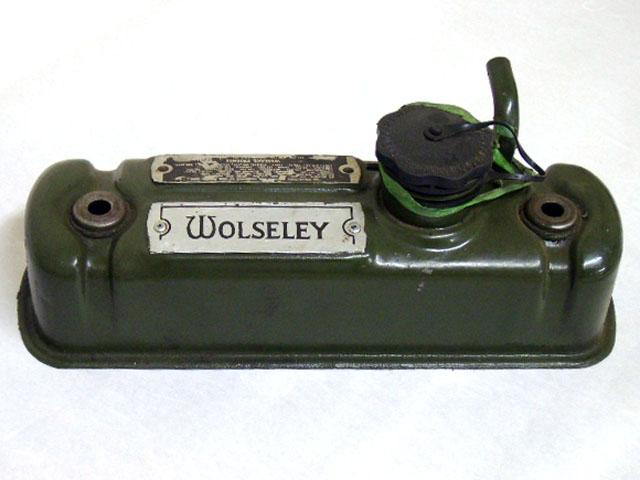 ロッカーカバー ブリザーパイプ付き 中古 英国車・MINIのレアパーツ エンジン・パーツ(Engine Parts)