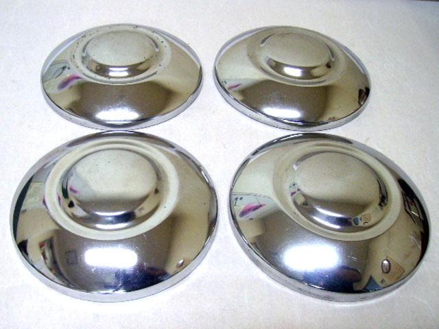 ホイールキャップ 1台分(4枚セット) 英国車・MINIのレアパーツ ボディ&エクステリア(Body/Exterior)