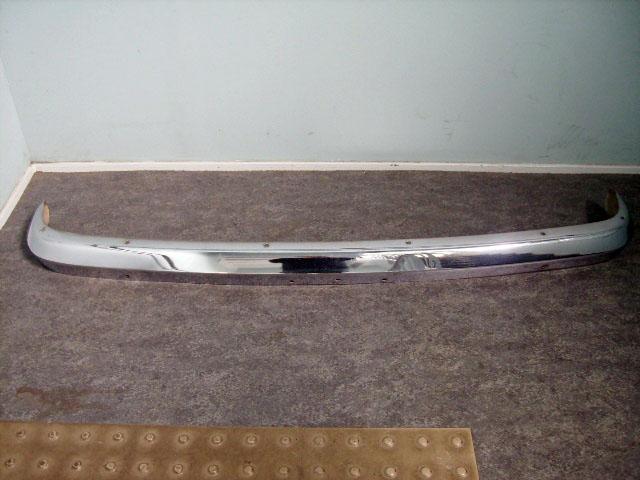ADO16 1100~1300ccフロントバンパー(バンデンプラス プリンセス等)純正 中古 英国車・MINIのレアパーツ ボディ&エクステリア(Body/Exterior)