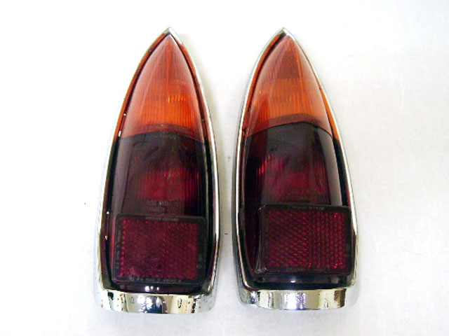 テールランプ 純正 中古 ぺア 英国車・MINIのレアパーツ ライト類