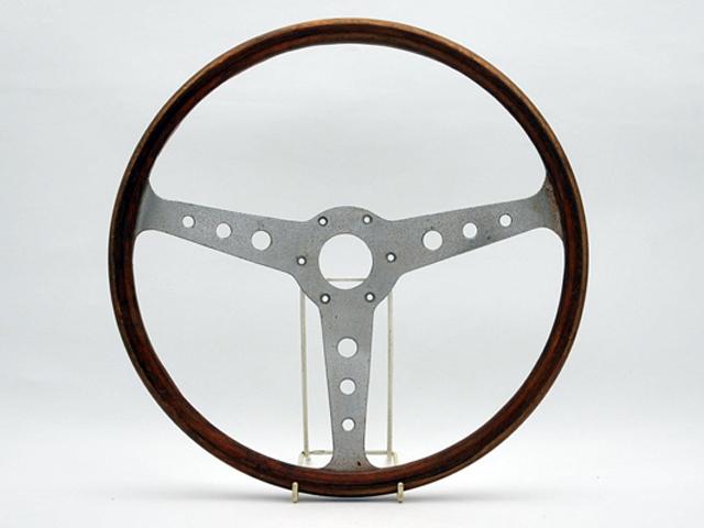 ステアリング レスレストン LesLeston 英国車・MINIのレアパーツ ステアリング