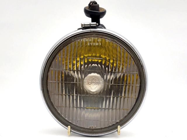 LUCASライト 英国車・MINIのレアパーツ ライト類