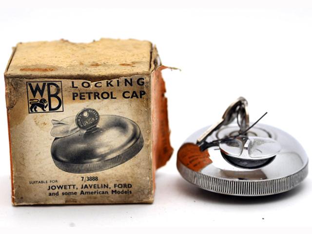 フュエル キャップ オリジナル 英国車・MINIのレアパーツ ボディ&エクステリア(Body/Exterior)