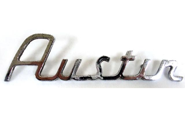 バッジ(リア) Austin 純正 中古 英国車・MINIのレアパーツ エンブレム類(Emblem)