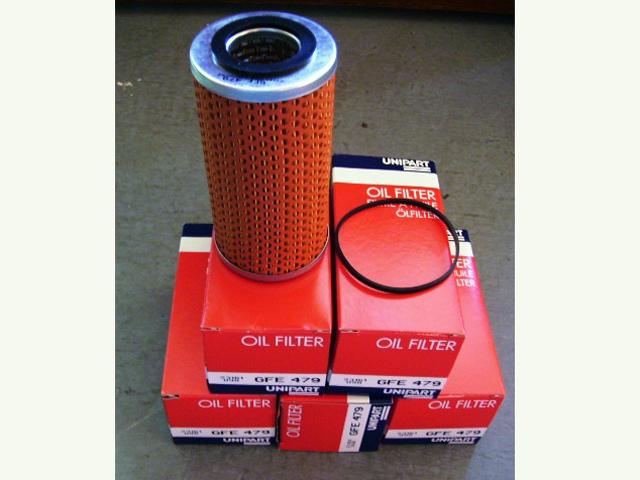 GFE479 オイルフィルター AT用 5個セット MINI パーツ 通常品