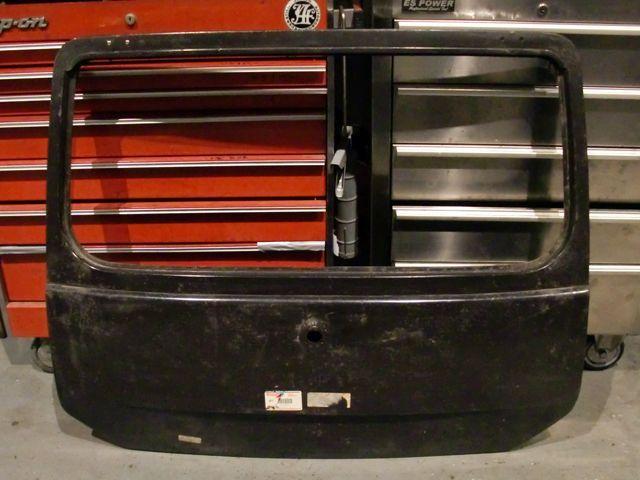ADO16 (オースチン・モーリス1100,1300)  リア・ゲートASSY 未使用 英国車・MINIのレアパーツ ボディ&エクステリア(Body/Exterior)