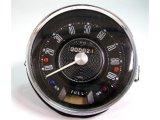 スピードメーター 90MPH 純正 ミニ MK-1 Smith スミス製 未使用